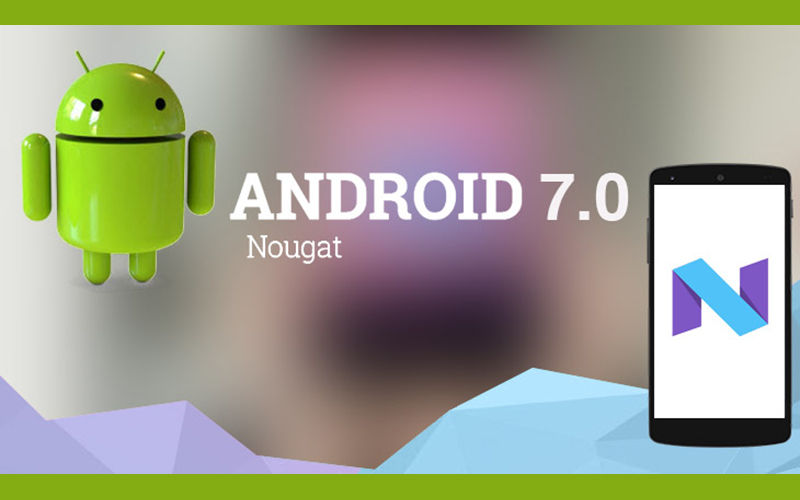 Android Nougat 7