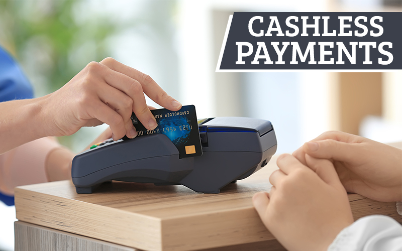 A cashless future for India