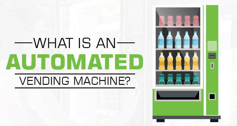 automated vending machine