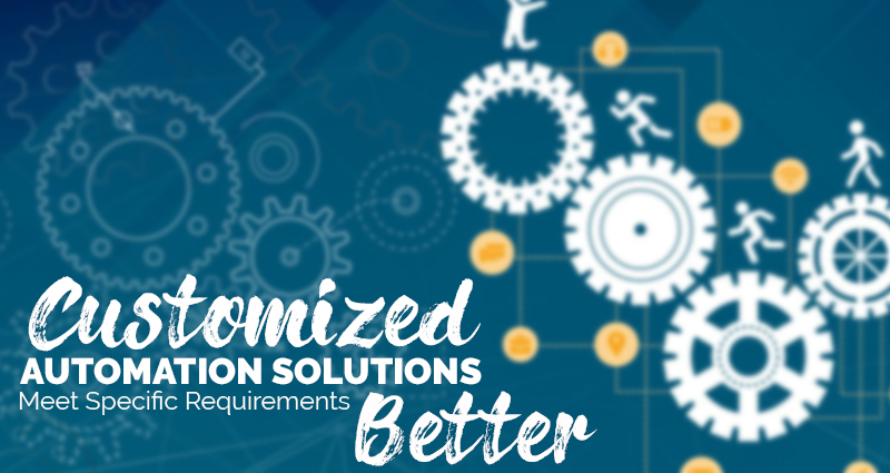Customized Automation Solutions
