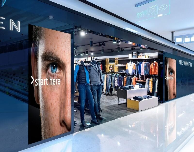 Digital signage boards attract far more audience attention