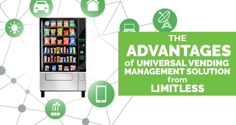 Universal vending management