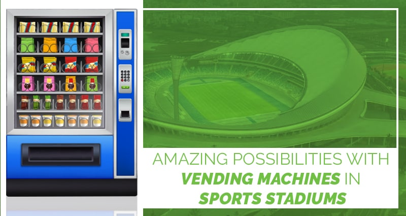 automated vending machine